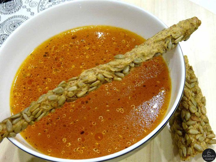 Απολαυστική και θρεπτική σούπα με κινόα!