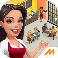 My Cafe: Recipes & Stories - World Restaurant Game by Melsoft