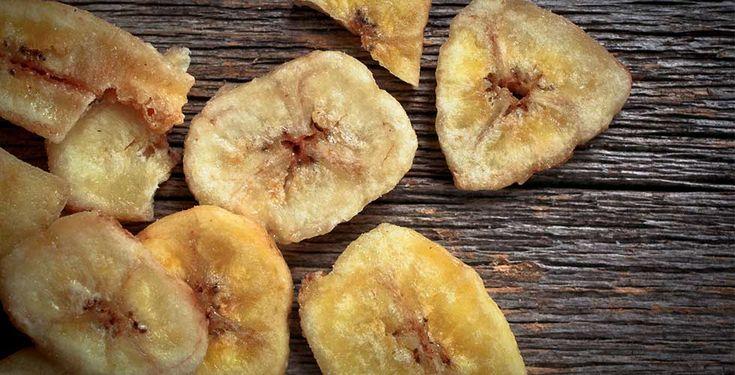 Banansnacks
