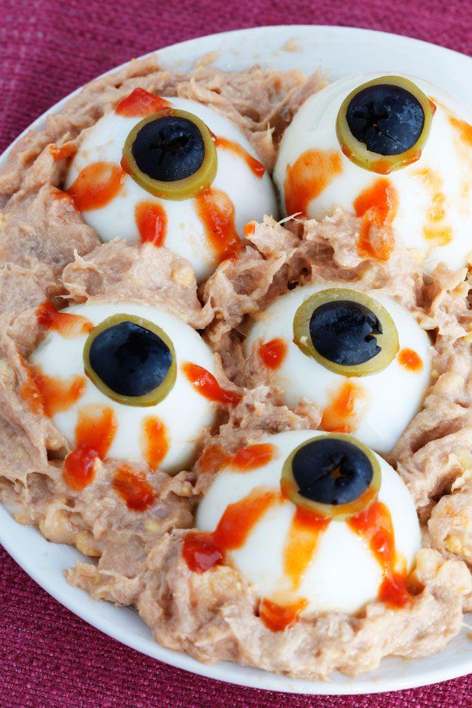 M s de 1000 ideas sobre comida de halloween en pinterest for Ideas comidas faciles