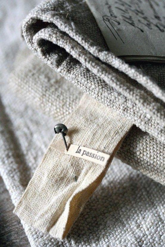 French Hemp Linens