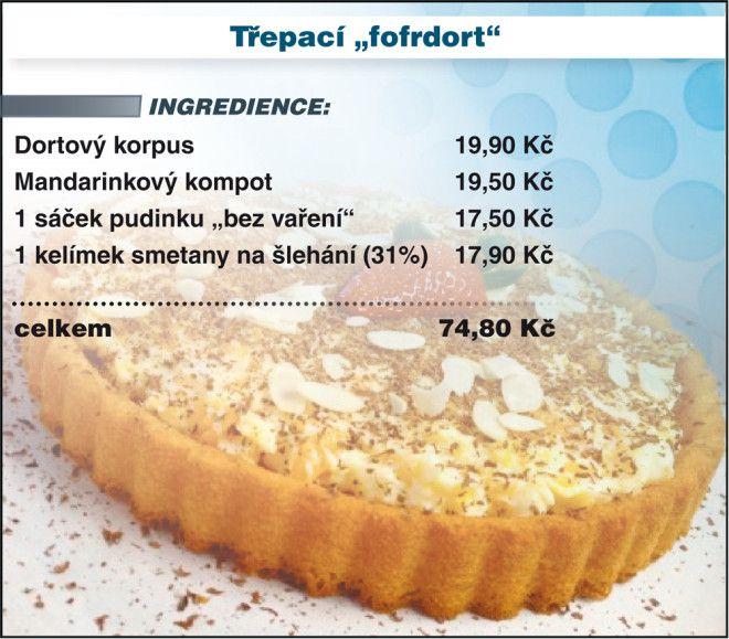 Levně a chutně s Ladislavem Hruškou - Třepací dort