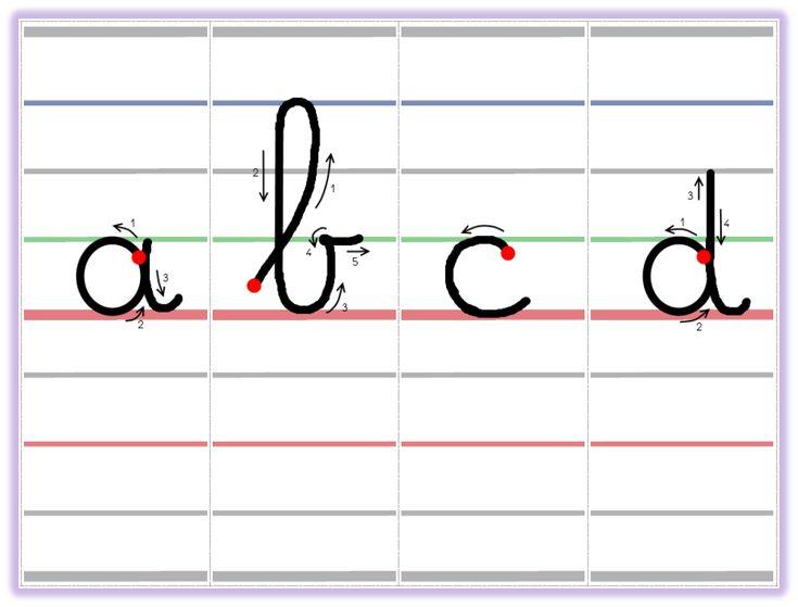 Graphisme CP : affichage et réglettes - méthode Dumont - Chez Lutin Bazar