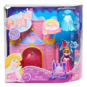 Disney Princesses Château royal magiclip la belle au bois dormant #celebnyc #magiclip