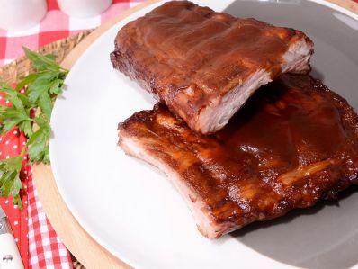 Receta | Costillar de cerdo BBQ - canalcocina.es