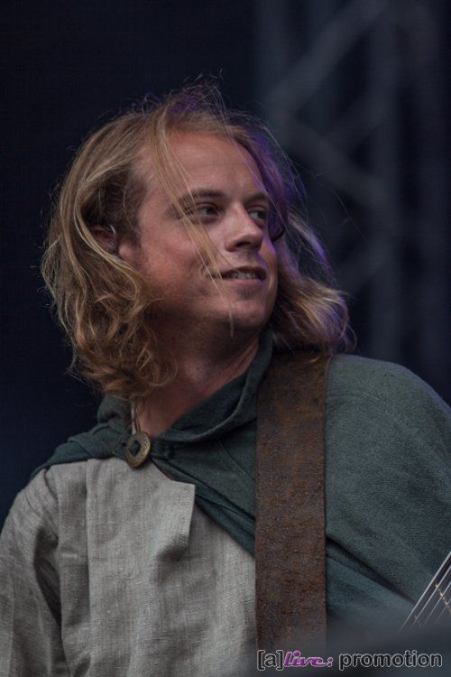 Born Photo by Sandra Hofmann  Rockharz 2016  #TwilightForce #music #metal #concert #gig #musician #bass #bassist #Born #guitar #guitarist #festival #photo #fantasy #cape #cosplay #larp #man #Sweden #Swedish #Rockharz