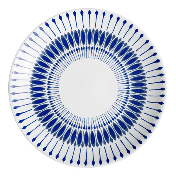 #Arabia 140v. lautanen 26 cm, Heli / 140th Anniversary, 26cm plate, Heli