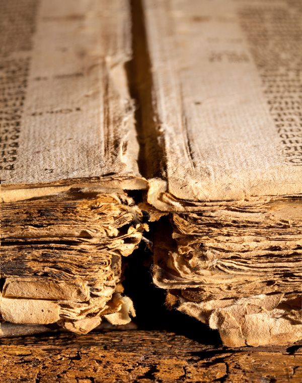 This bible comprises the mysterious texts called the apocryphal gospels, including the Gospel of Barnabas and is a very controversial piece according to many historians.