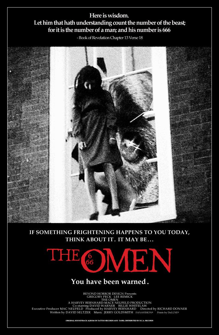 OMEN, THE & DAMIEN - OMEN II