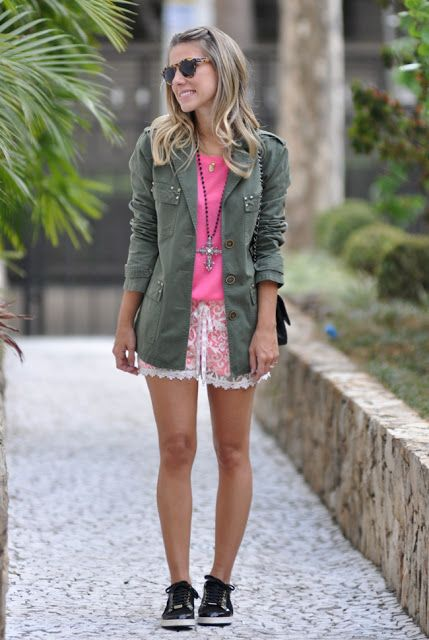 MODA - RENDA NO VERÃO - Juliana Parisi - Blog