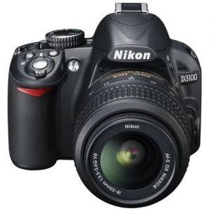 Nikon D3100 Digital Camera with 18-55mm lens VR