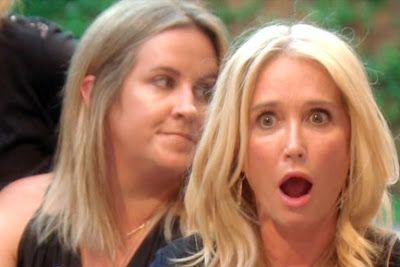Sneak Peek: Kim Richards Confronts Lisa Rinna For Gossiping About Her Sobriety And Eileen Davidson Gives Erika Girardi An Acting Lesson!