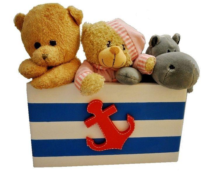 Skrzynia na zabawki