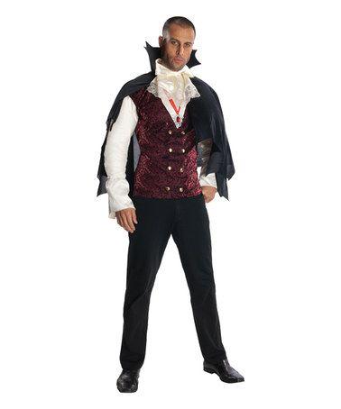 Loving this Vampire Costume - Men on #zulily! #zulilyfinds
