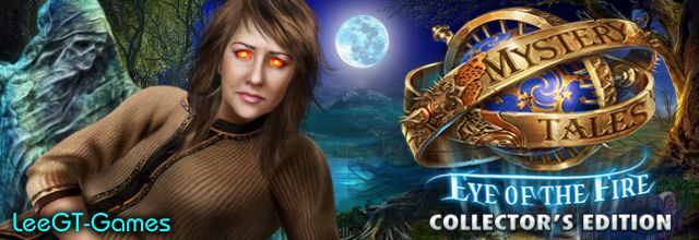LeeGT-Games: Mystery Tales 5: Eye of the Fire Collector's Editi...