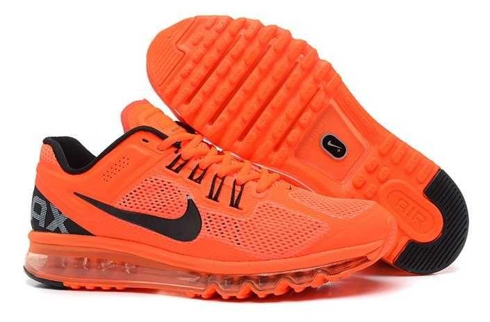 sneakers for cheap 162a7 1384b 1767   Nike Air Max 2013 Dam Orange Grå SE710051AIJJeped