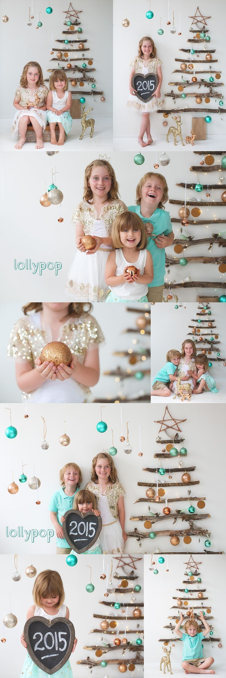 Znalezione obrazy dla zapytania white silver christmas photo session