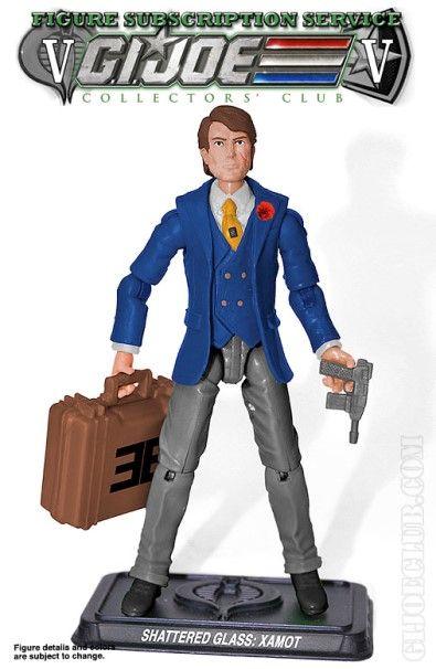 ToyzMag.com » GI Joe Collectors Club: la 12ème figurine de la FSS 5.0
