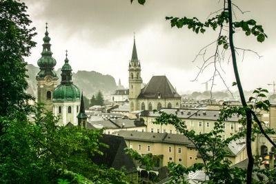 Salzburg, Austria (by Arno M.D.C. Burg)