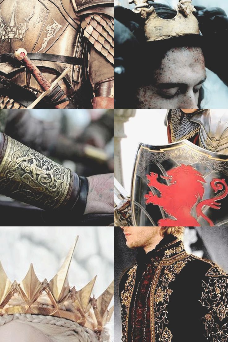 Narnia characters + precious metals and stones aesthetic | Peter: gold