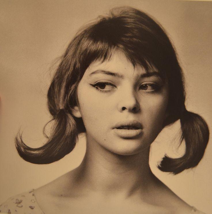 """""""  Barbara Kwiatkowska-Lass photographed by Zofia Nasierowska 1959 """""""