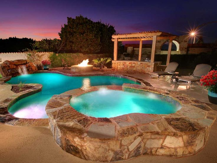 65 best our pools images on pinterest central texas for Swimming pool builders