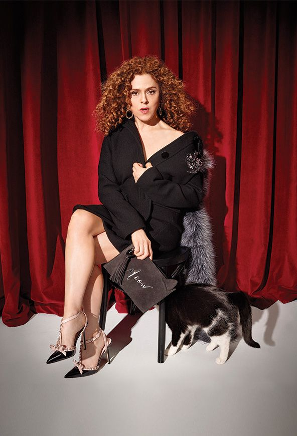 bernadette peters is an actress and singer who dazzles audiences in every medium: stage, screen (big and small!), concerts and recordings. she currently lends her talents to the golden globe-winning series mozart in the jungle, but she's known to wield a pen, too: she's a new york times best-selling author who's written three children's books. (also close to her heart: her pet project—pun intended —the animal adoption organization broadway barks.)