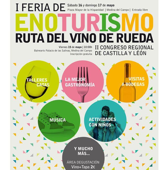 Feria de Enoturismo de la Ruta del Vino de Rueda 2015