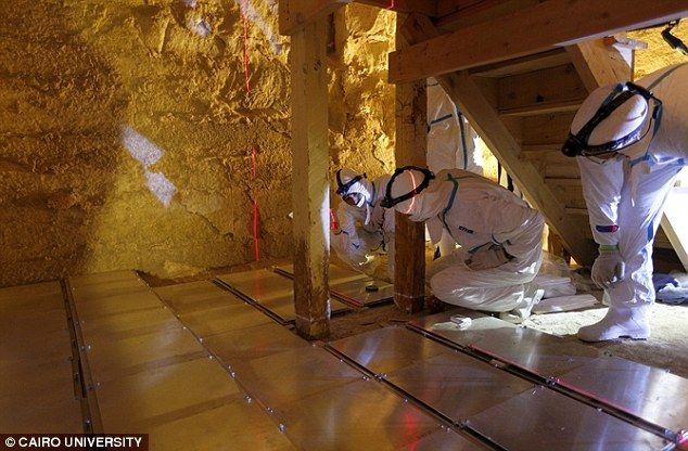 Τί κρύβεται πραγματικά μέσα σε μια πυραμίδα