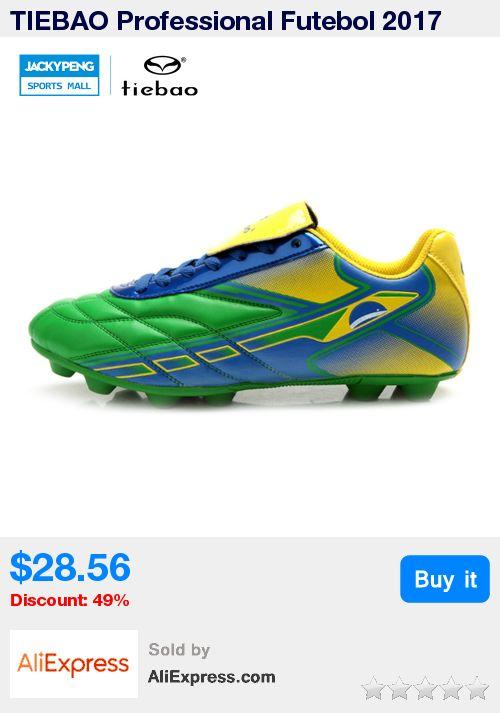 TIEBAO Professional Futebol 2017 Botines De Futbol Soccer Shoes Men Soccer Cleats Chaussure Crampons Football Cleats Cheap * Pub Date: 22:03 Jul 9 2017