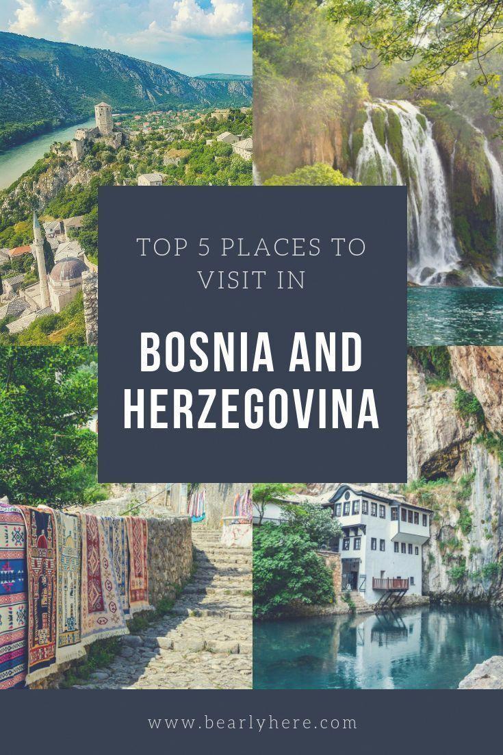 Travel Jobs Near Me Balkans Travel Eastern Europe Travel Bosnia And Herzegovina