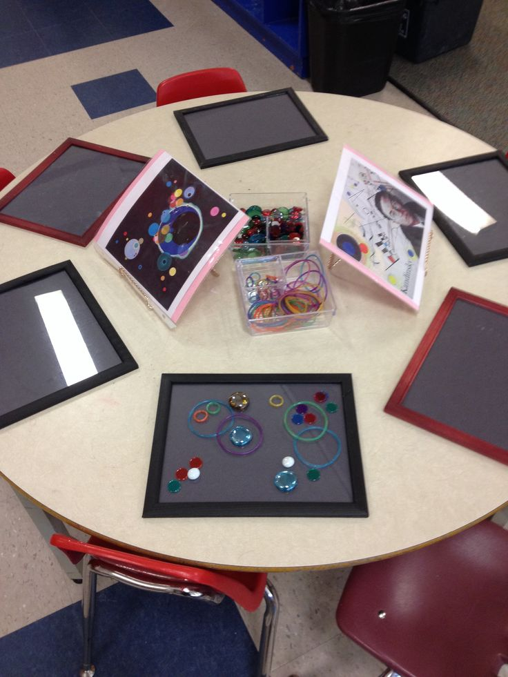 17 best images about open ended resources on pinterest for Kandinsky reggio emilia