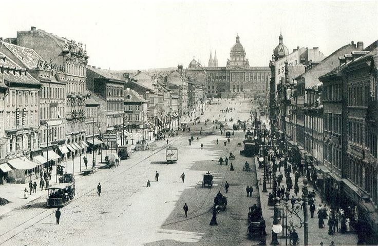 Old Wenceslas Square