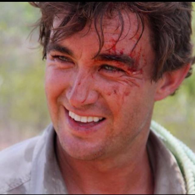 Meet Matt Wright:Outback Wrangler My new celebrity crush...those eyes are yummy!