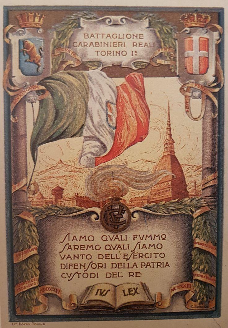 Battaglione Carabinieri Reali Torino