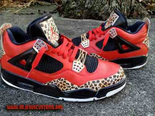 Custom Made Jordans With Diamonds