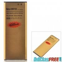 4200mAh Li-ion Battery for Samsung Note 4 N9100