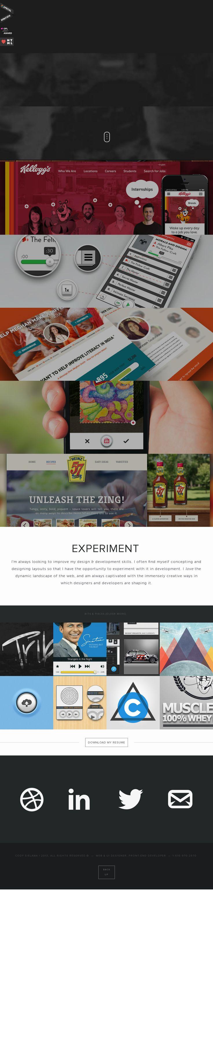 Character Design Portfolio Websites : Best self promotion online resume portfolio images
