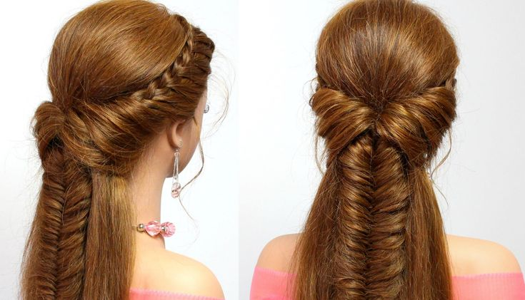 Easy Hairstyles For Long Hair Classy 517 Best Braids Womanbeauty1 And Russian Braids Images On Pinterest