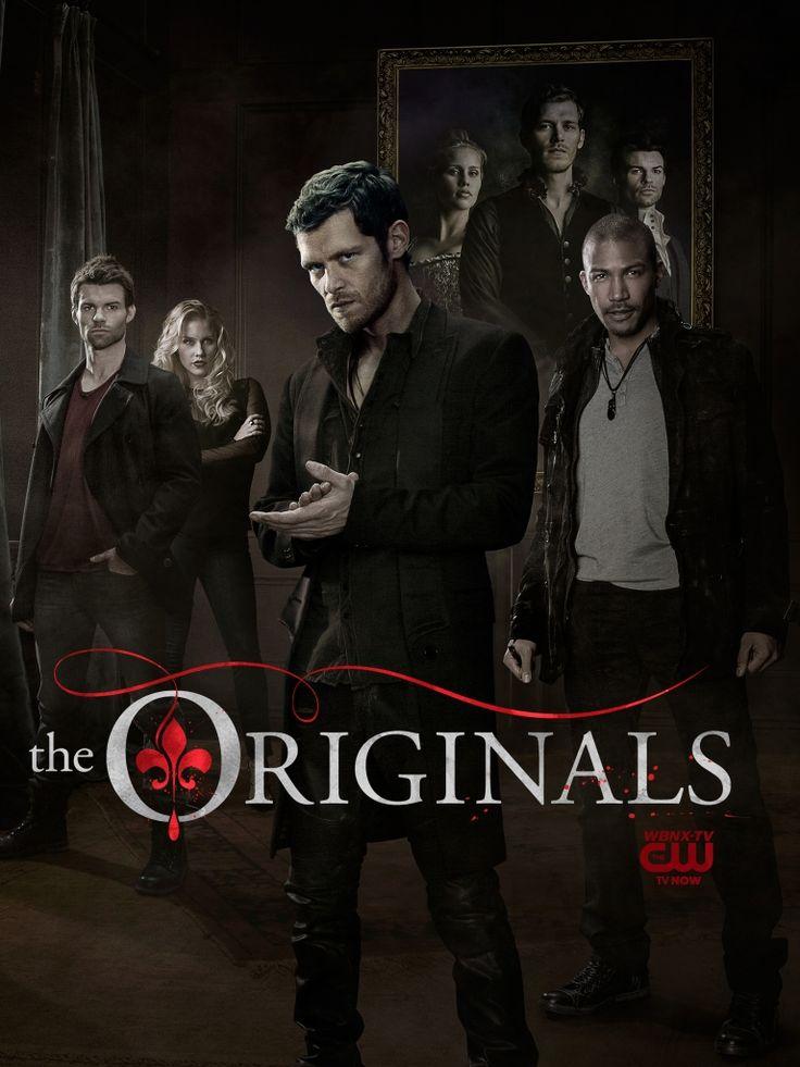 The Originals (2013-present). CW. Starring Joseph Morgan, Daniel Gillies, Phoebe Tonkin, Charles Michael Davis, and Claire Holt.