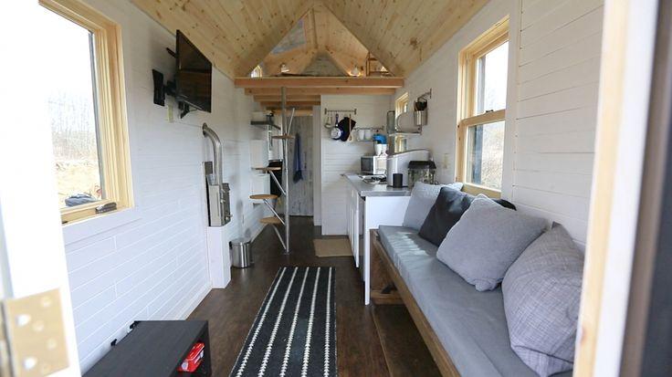Modern tiny house!!