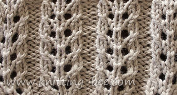 crochet rib stitch instructions