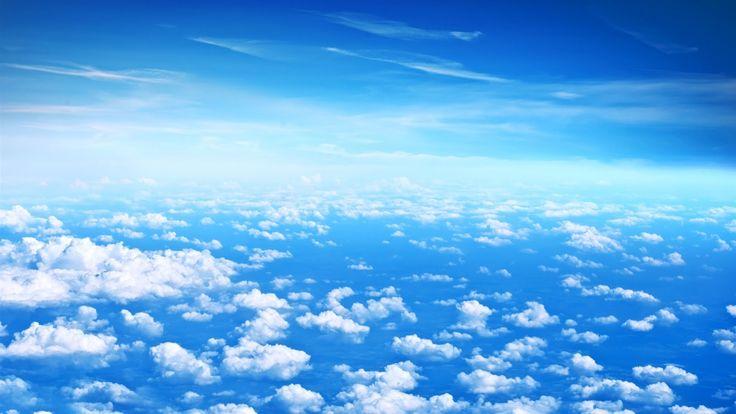 Por qué el cielo es azul - http://www.meteorologiaenred.com/por-que-el-cielo-es-azul.html