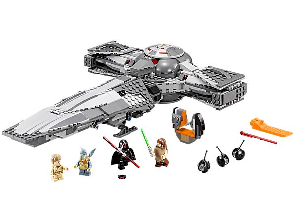 I NEED THIS!!!!!!!!! Hunt for Jedi in Darth Maul's Sith Infiltrator!