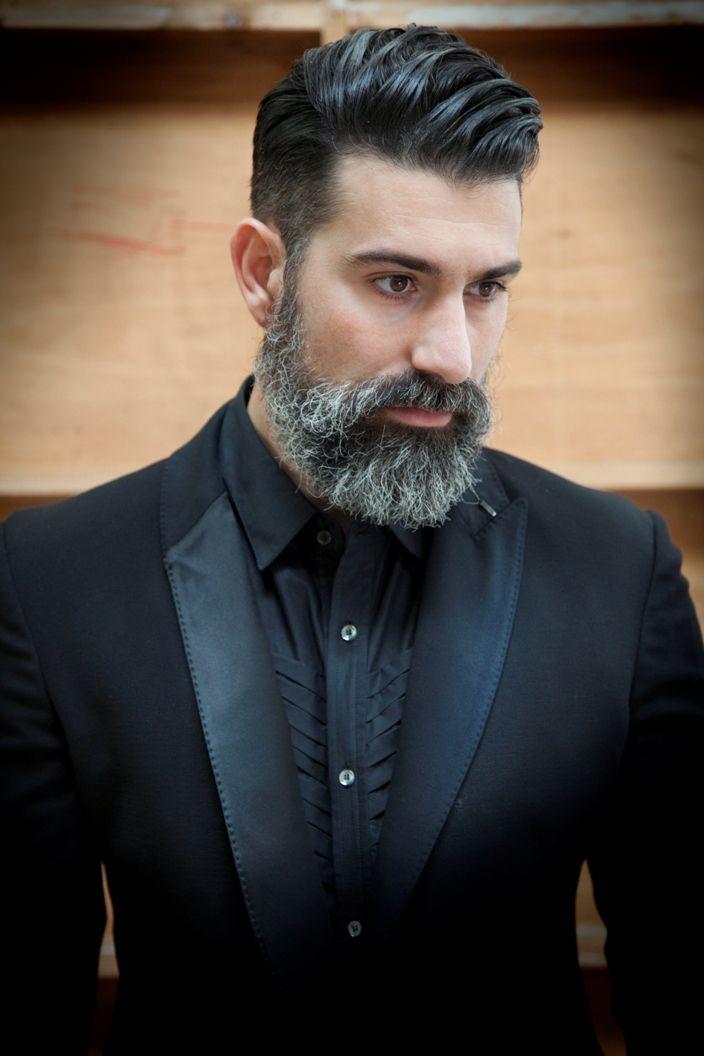 Marco Di Sotto beard model