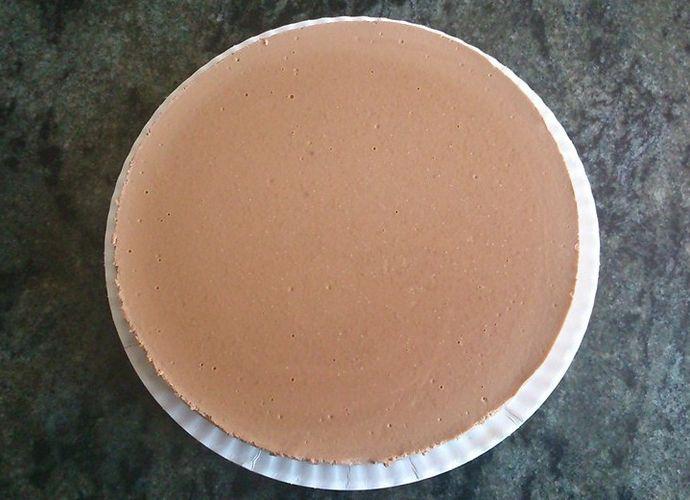 Tarta de huesitos para #Mycook http://www.mycook.es/receta/tarta-de-huesitos