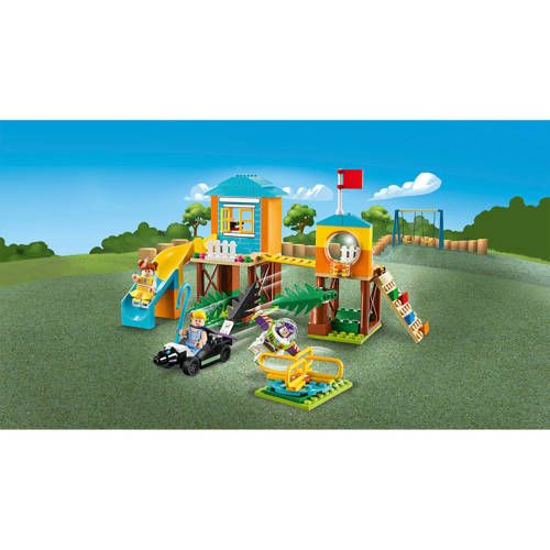 LEGO 4+ Toy Story 4 speeltuinavontuur 10768 – Products