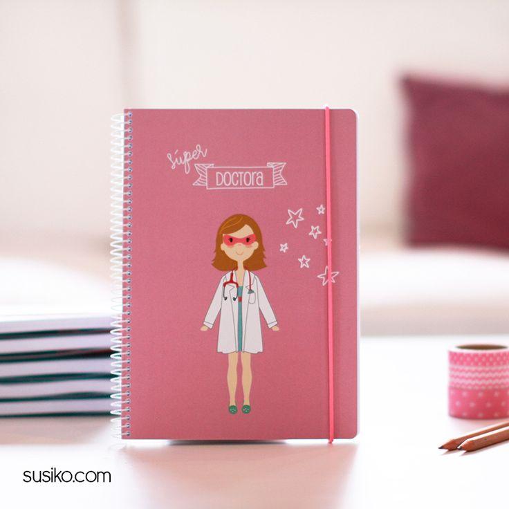 73 mejores im genes sobre cuadernos y anillados en - Regalos para enfermeras ...