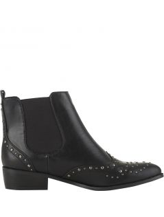 LEVI'S Black Anne Riding Boot was R800 now R479 only at RunwaySale.co.za