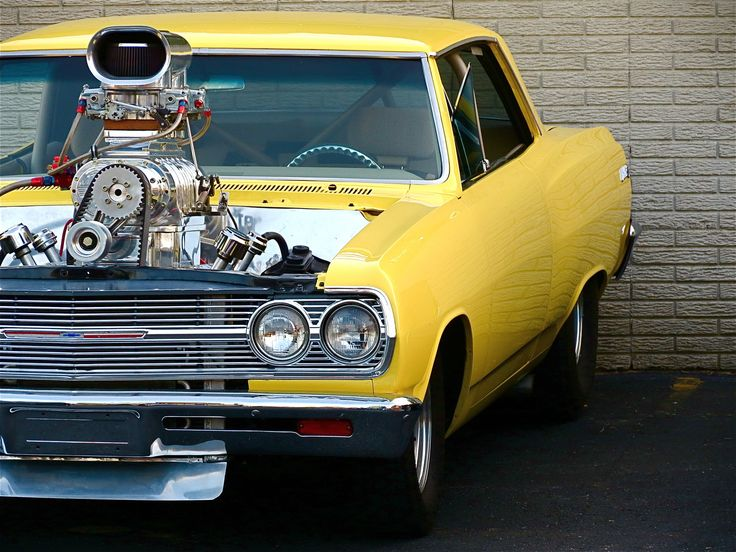 Supercharged Chevy Malibu